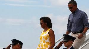 أوباما اجازة
