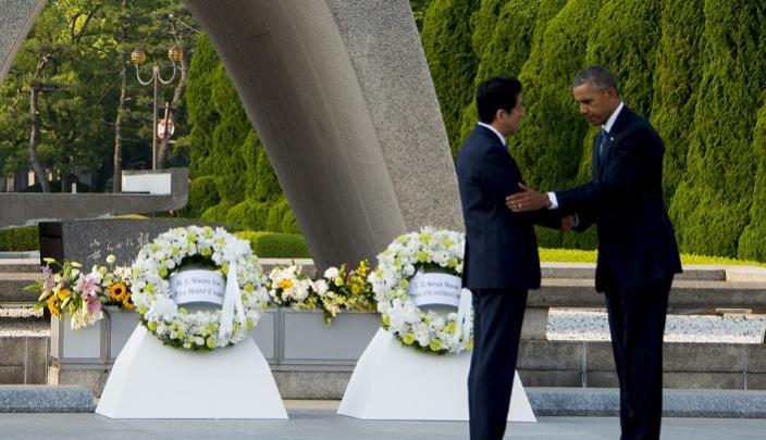أوباما يكسر الحظر ويزور موقع أول تفجير نووي شهده العالم (208745142) 