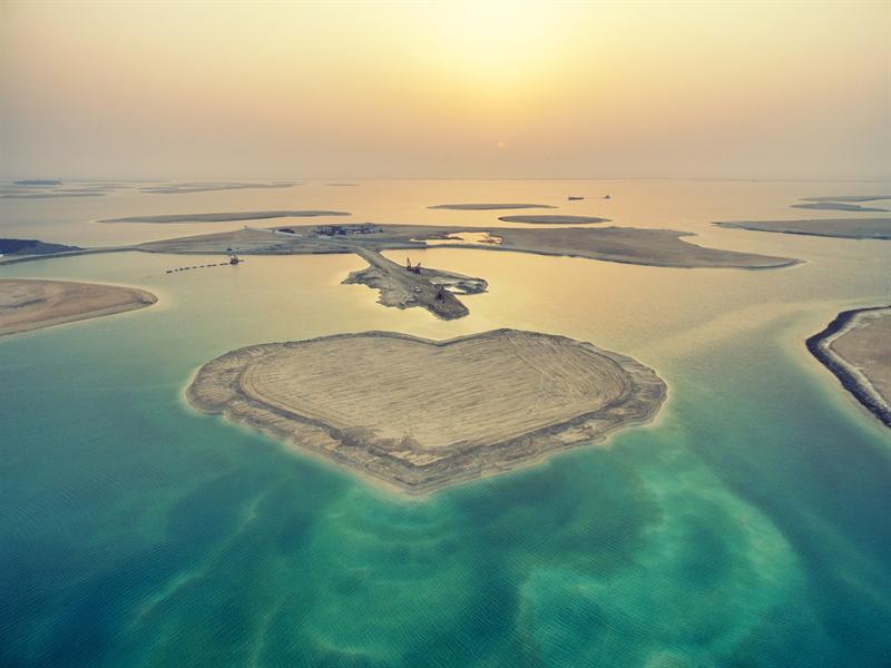 أول جزيرة مخصصة لشهر العسل في دبي (3)