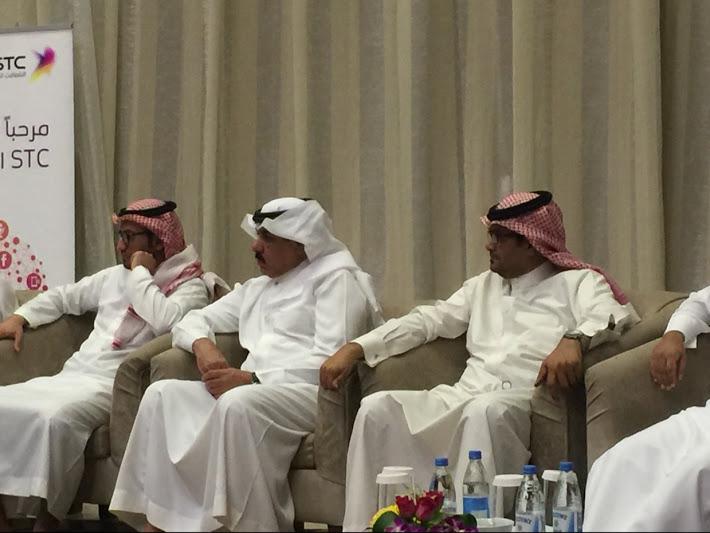أول لقاء لنادي STC الإعلامي يشهد أفكارا ومقترحات (3)