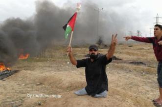 إبراهيم أبوثريا من البحر إلى اليابسة قاوم الاحتلال بنصف جسد واستُشهد رافعًا راية فلسطين - المواطن