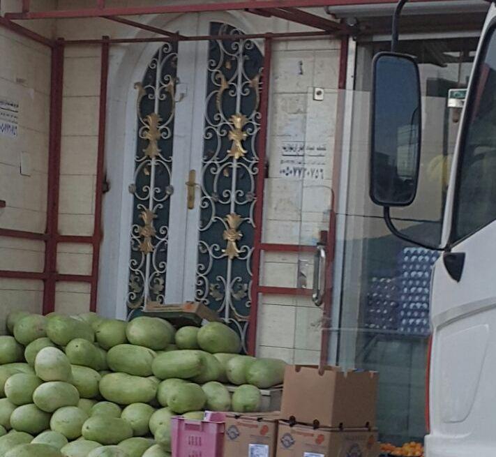 إتلاف 21 كجم مواد غذائية غير صالحة للاستهلاك في بللسمر (4)