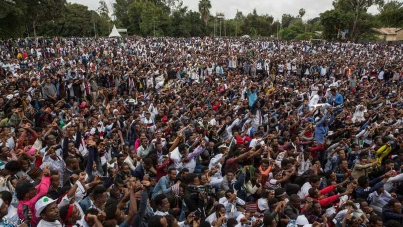 احتجاجات غاضبة في إثيوبيا تقتل 6 أشخاص