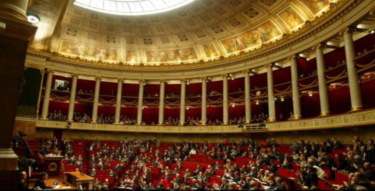 إحدى جلسات البرلمان الفرنسي