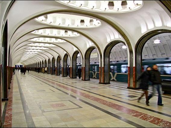 إخلاء محطات قطارات موسكو