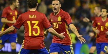 إسبانيا x التشيك