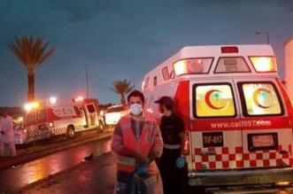 انفجار إطار مركبة يقتل قائدها في أضم - المواطن