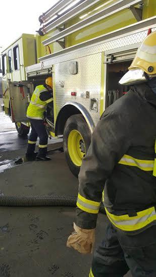 إصابة 4 بحروق واختناق في حريق بخالدية الخميس1