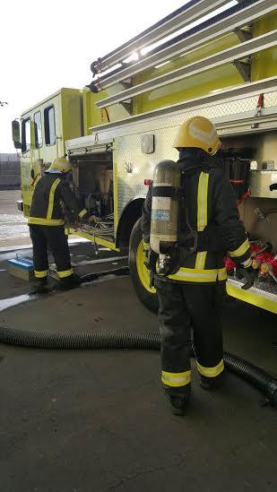 إصابة 4 بحروق واختناق في حريق بخالدية الخميس2