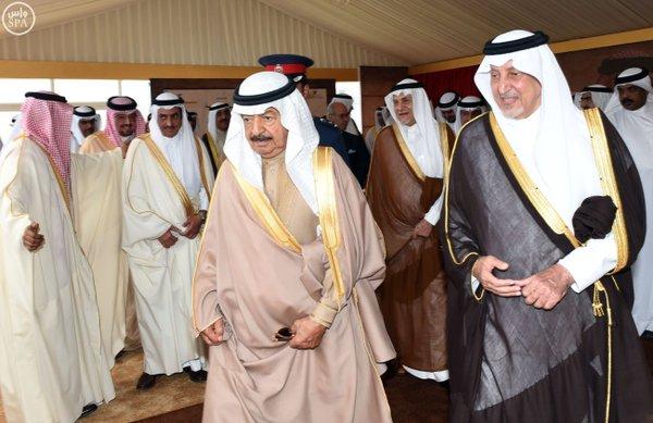 إطلاق اسم صاحب السمو الملكي الأمير سعود الفيصل رحمه الله على أحد شوارع مملكة البحرين2