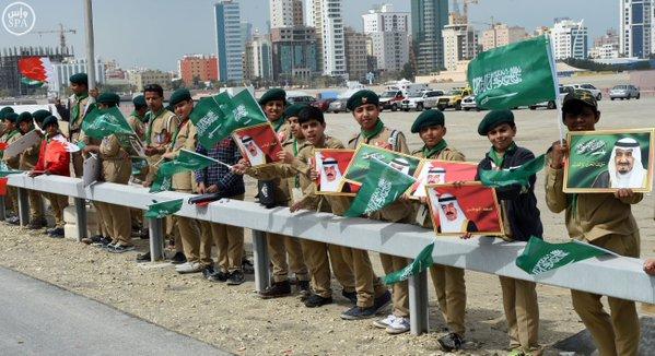إطلاق اسم صاحب السمو الملكي الأمير سعود الفيصل رحمه الله على أحد شوارع مملكة البحرين3