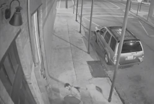 إطلاق النار على طالب في أمريكا حاول إنقاذ سيدة