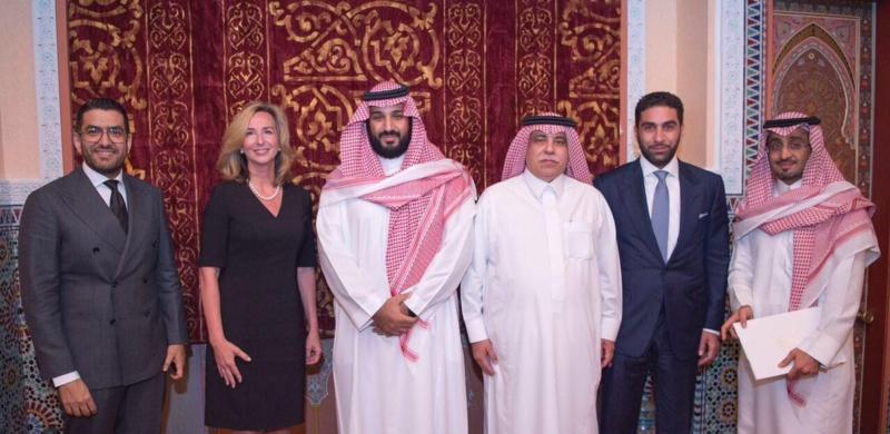 إطلاق كلية الأمير محمد بن سلمان للإدارة وريادة الأعمال بشراكة أمريكية (176330838) 