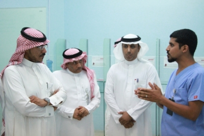 إعادة تشغيل ثلاثة أقسام بمستشفى جازان العام (34669057) 