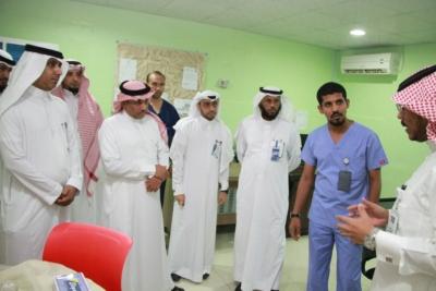 إعادة تشغيل ثلاثة أقسام بمستشفى جازان العام (34669059) 