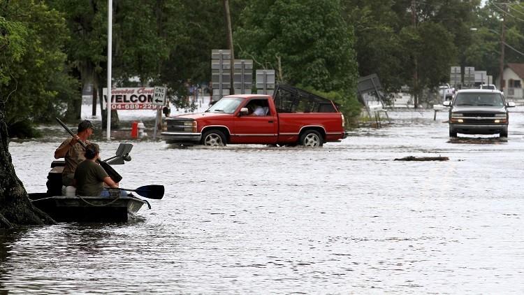 إعلان حالة الطوارئ في ولاية تينيسي الأمريكية بسبب الفيضانات