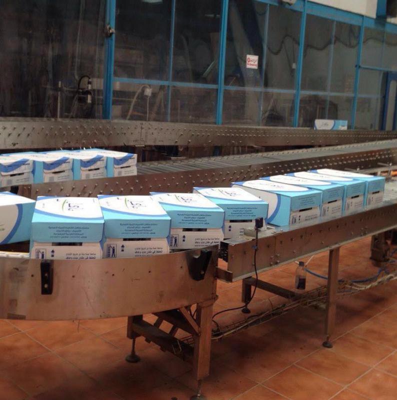 إغلاق مصنع مياه بالقصيم لإضافته علامة الجودة دون ترخيص