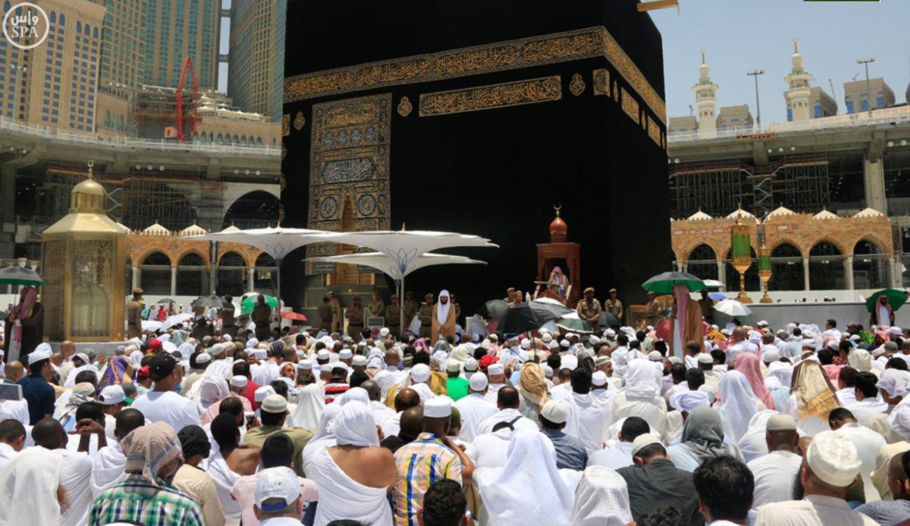 إمام وخطيب المسجد الحرام الدكتور صالح بن عبدالله بن حميد5