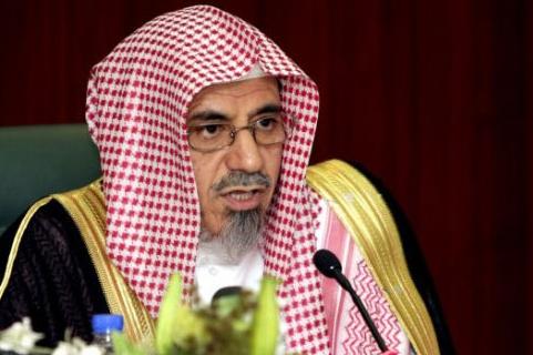 إمام وخطيب المسجد الحرام الشيخ الدكتور صالح بن حميد