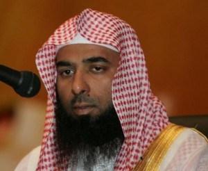 إمام وخطيب المسجد النبوي قاضي محكمة الاستئناف بالمدينة المنورة الشيخ صلاح بن محمد البدير