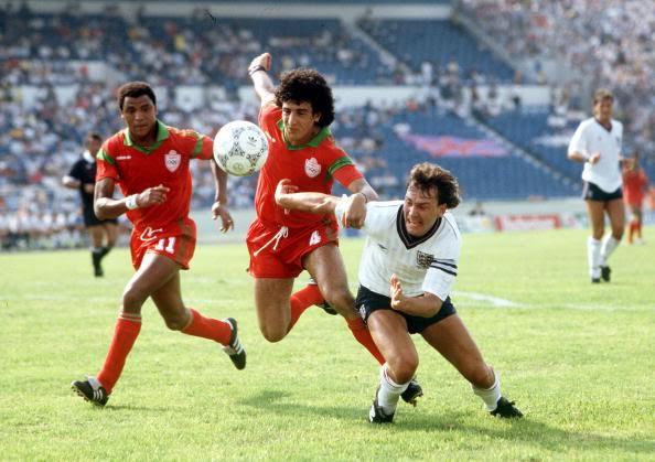 إنجلترا تواجه منتخب إفريقي في كأس العالم للمرة الأولى (1)