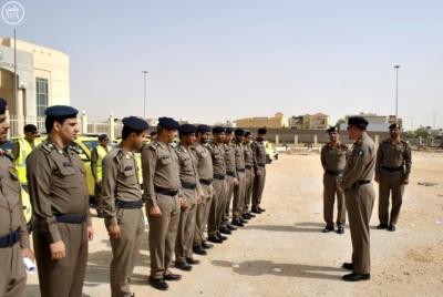 إنذار وإغلاق 91 منشأة مخالفة في  الرياض (1) 