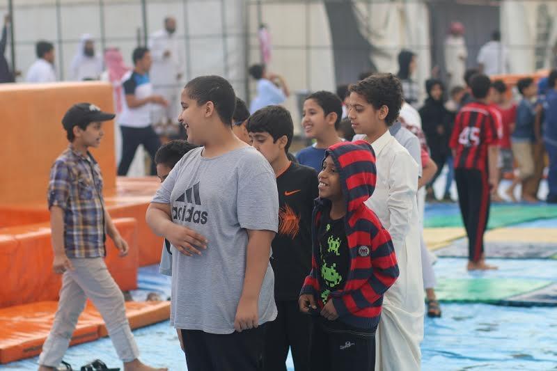 إنطلاق فعاليات خيمة أبها الدعوية والسياحية بدورتها الثامنة 10