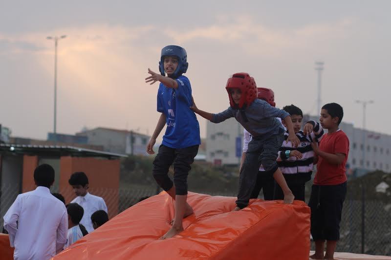 إنطلاق فعاليات خيمة أبها الدعوية والسياحية بدورتها الثامنة 11