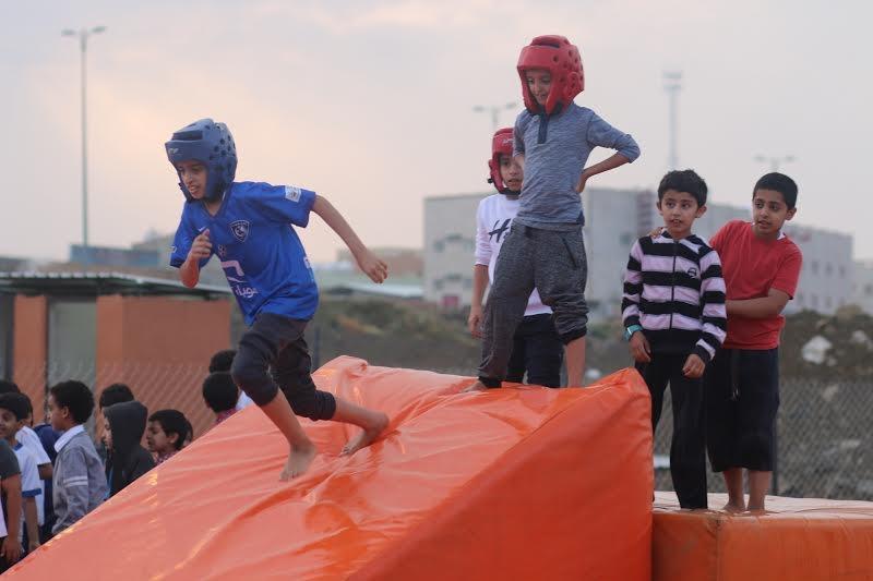 إنطلاق فعاليات خيمة أبها الدعوية والسياحية بدورتها الثامنة 12