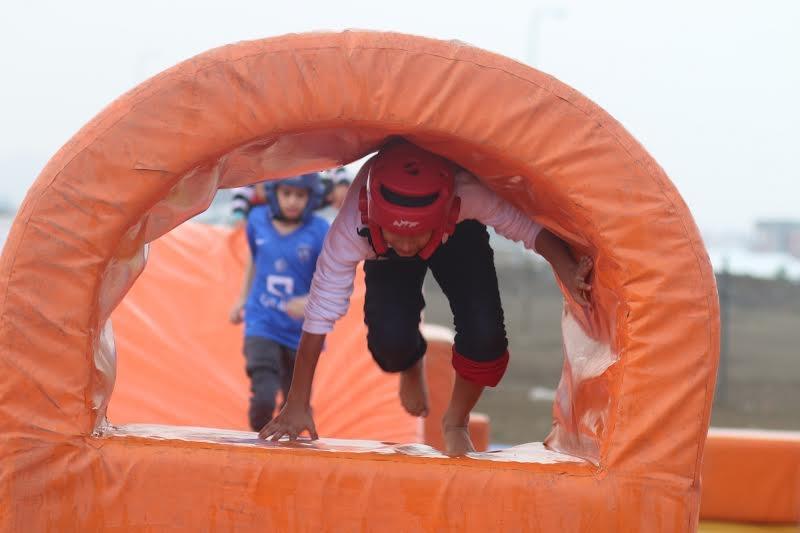 إنطلاق فعاليات خيمة أبها الدعوية والسياحية بدورتها الثامنة 13