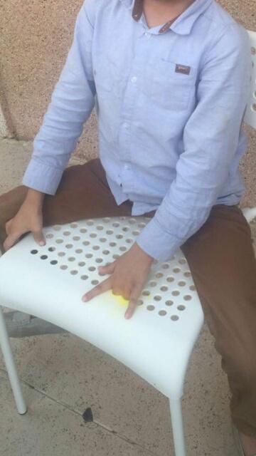 إنقاذ أصابع طفل علقت بكريي بلاستك بسيهات (248391984) 