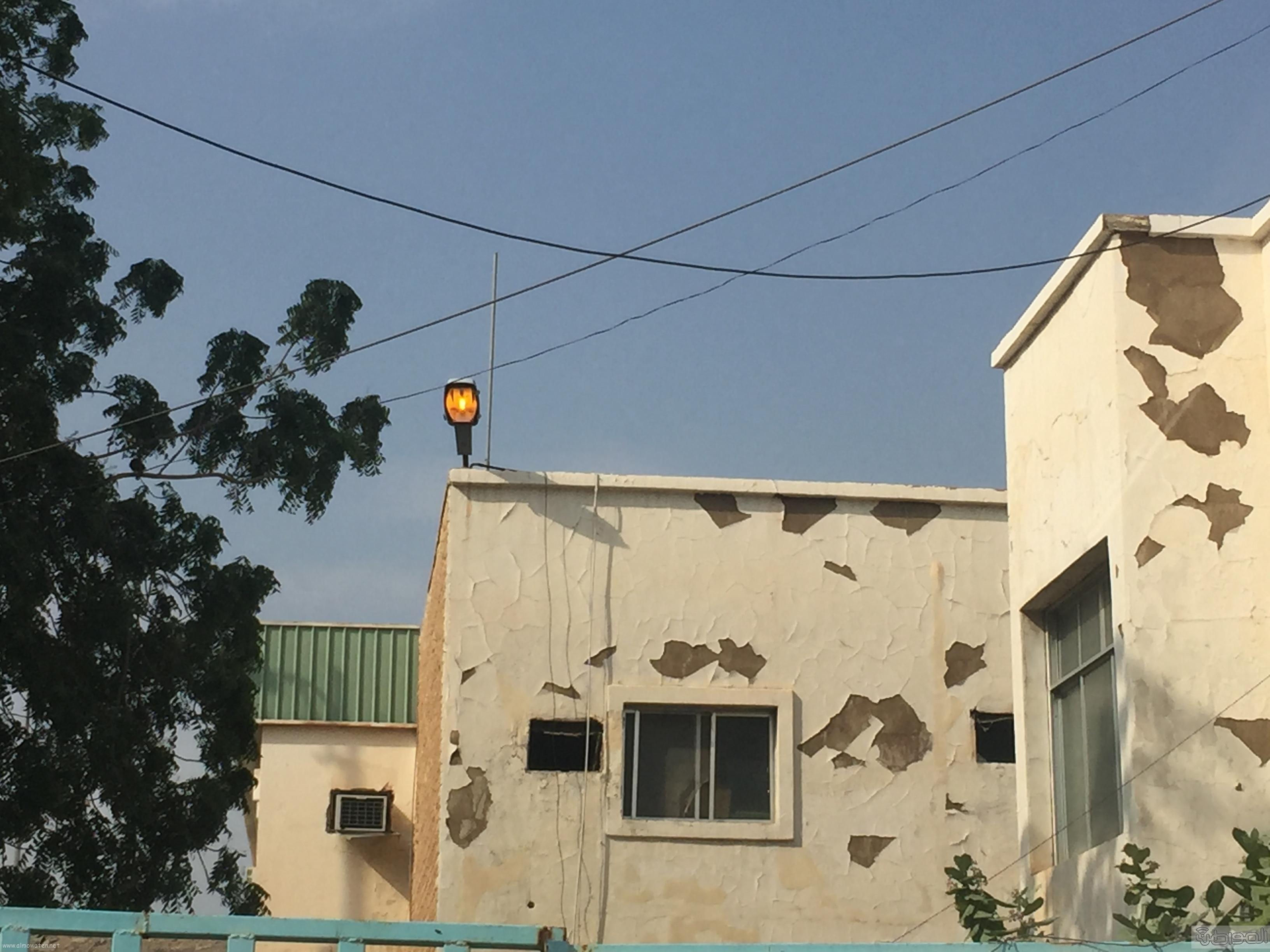 إهمال لمبنى مركز طب الأسنان بعسير (3)
