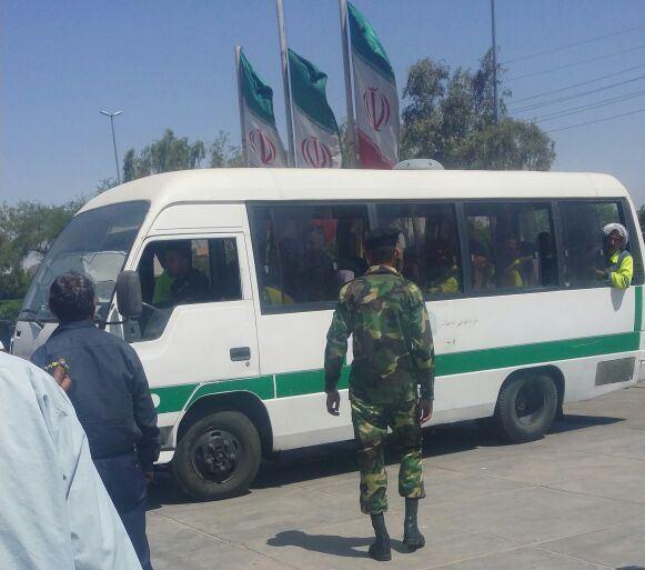 إيران تعتقل 24 عاملاً أحوازياً احتجوا على عدم صرف رواتبهم (1)
