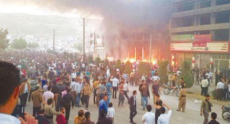 إيران تقتل شعبها وتنتهك قرارات مجلس الأمن وسط خجل العالم من إدانة نظام الملالي المدلل - المواطن