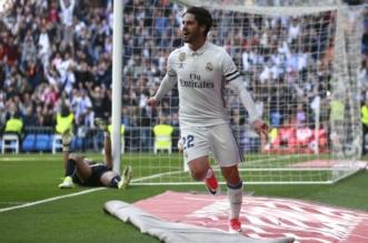 فوز ريال مدريد على إيبار يمنح إيسكو وأسينسيو رقمين جديدين بالليجا - المواطن