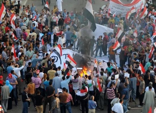 االفوضى بمصر