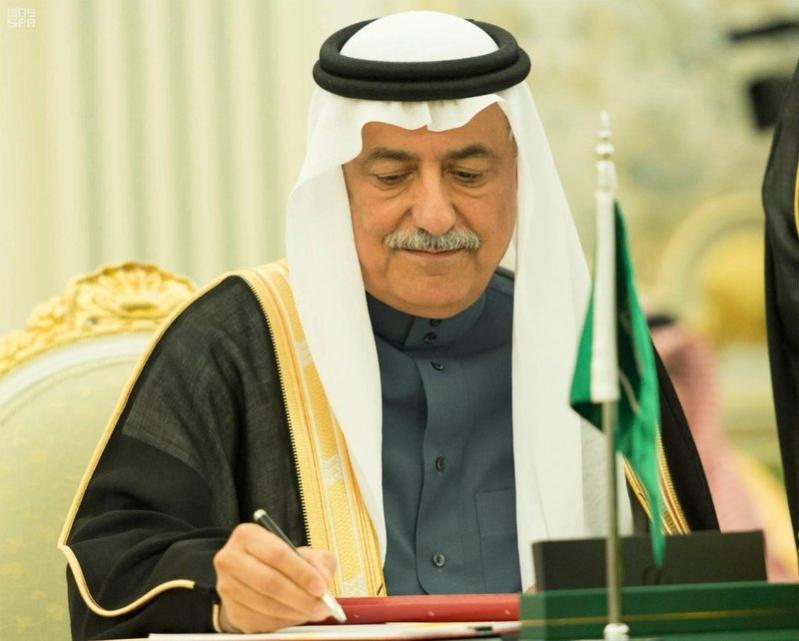 أمر ملكي تعيين إبراهيم العساف وزيرا للخارجية والجبير وزير دولة