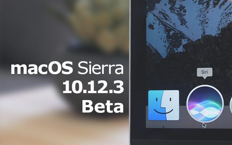 """أبل تطلق الإصدار التجريبي الرابع من ماك أو إس """"سييرا"""" 10.12.3 للمطورين"""