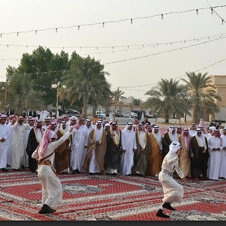 ابناء عسير بالمنطقة الشرقية يحتفلون بالوطن