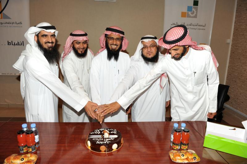 اتصالات الرياض تُكرم المشاركين في حفل الخريجين (1)