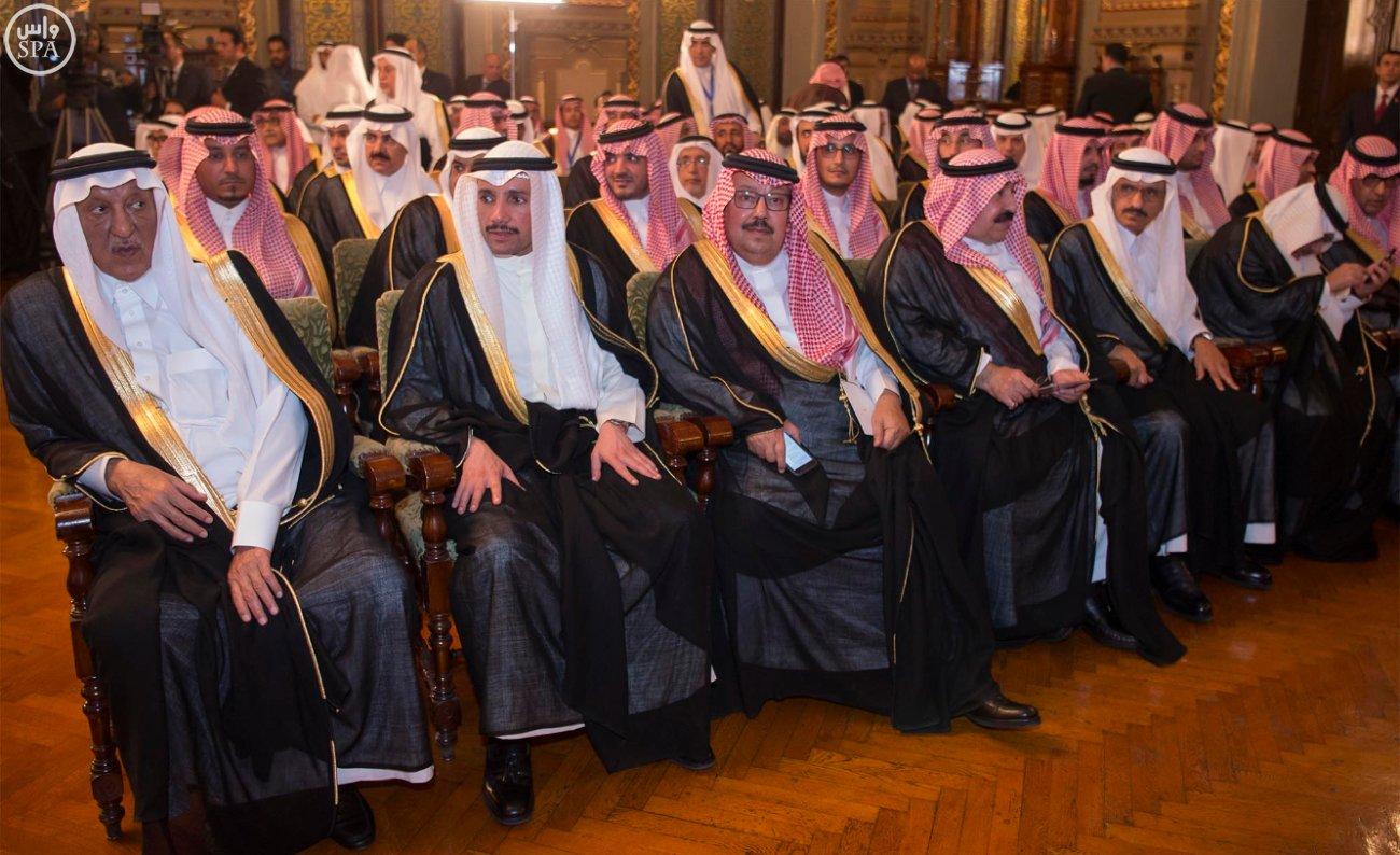 اتفاقية المنطقة الحرة بشمال سيناء اول مشاريع جسر الملك سلمان (1)