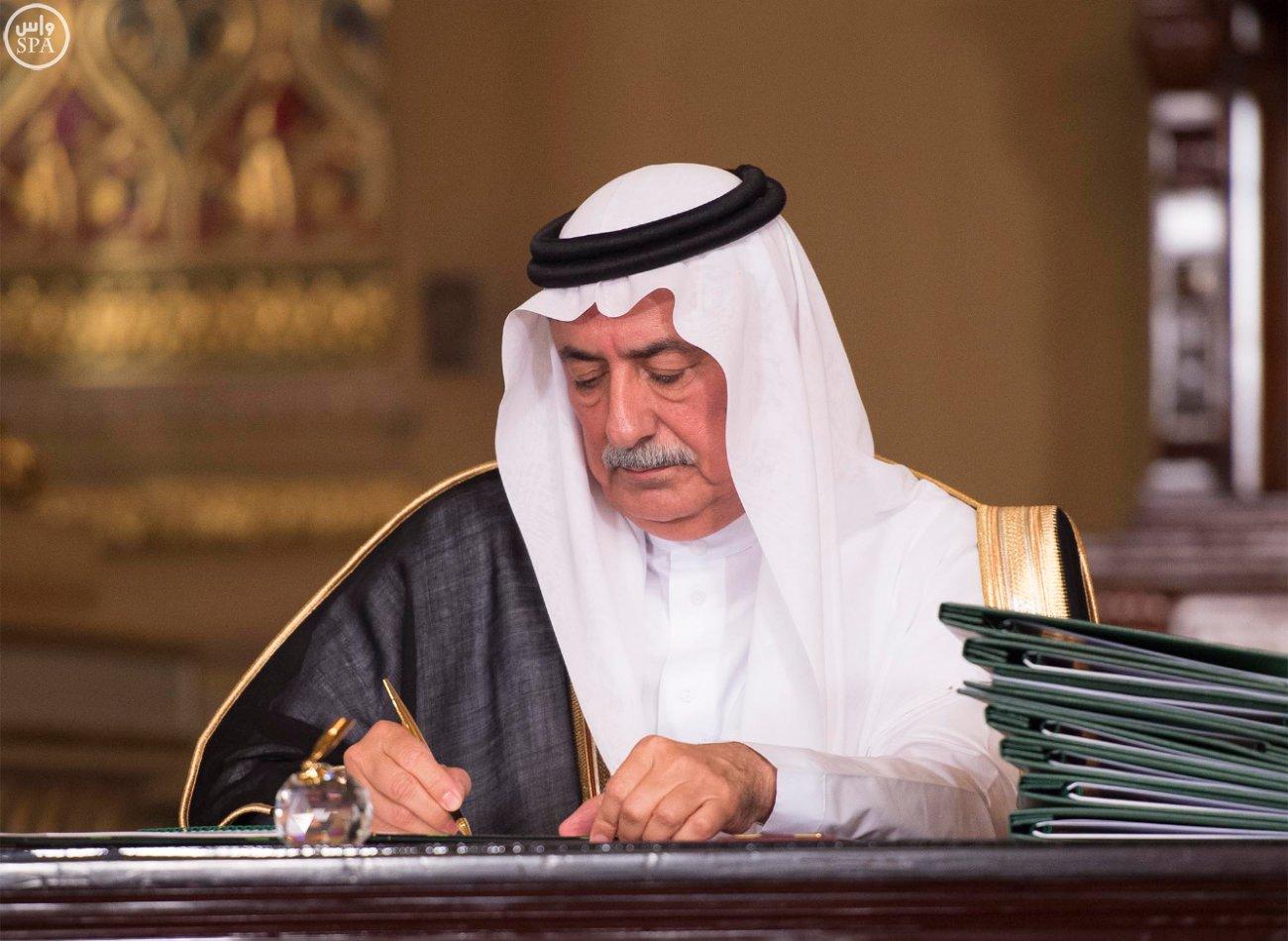 اتفاقية المنطقة الحرة بشمال سيناء اول مشاريع جسر الملك سلمان (14)