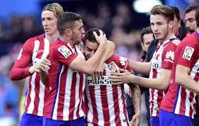 أتلتيكو مدريد يتغلب على لاس بالماس بثلاثية في الدوري الإسباني - المواطن