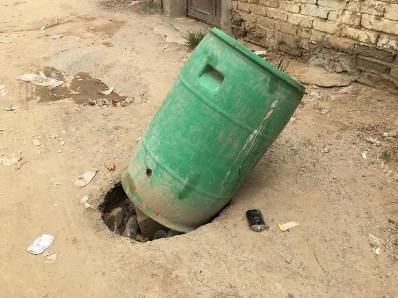 اتهامات متبادلة بين بلدية بيش ومياه جازان بخصوص الشوارع 1