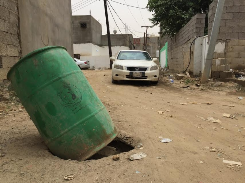 اتهامات متبادلة بين بلدية بيش ومياه جازان بخصوص الشوارع 3