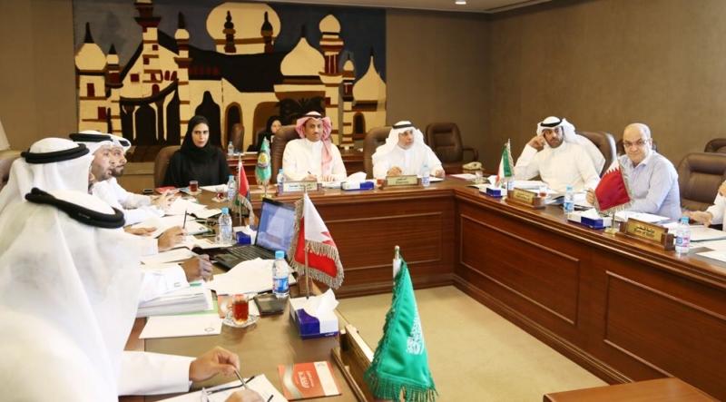 اجتماعات الهلال الأحمر الخليجي (1)
