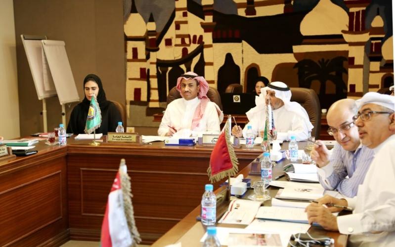 اجتماعات الهلال الأحمر الخليجي (2)