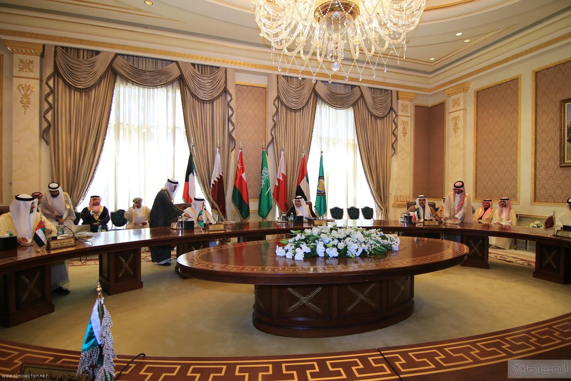 اجتماع استثنائي لوزراء الاعلام بدول الخليج (2)