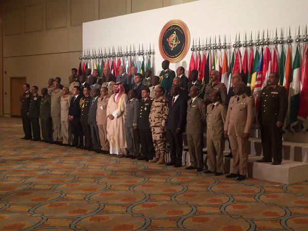 اجتماع التحالف الاسلامي