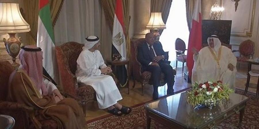الدول الداعية لمكافحة الإرهاب تجتمع في المنامة.. وتوقُّع مزيد من العقوبات ضد الدوحة